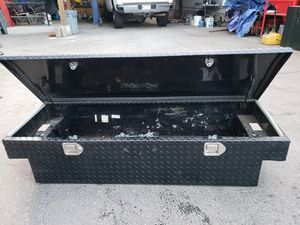 Photo Tool box for small size truck $110