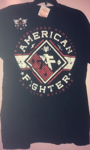 Men's Brand New w/Tags American Fighter shirt sz XL for Sale in Adelphi, MD