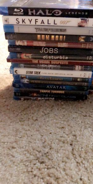 Movies for Sale in San Jose, CA