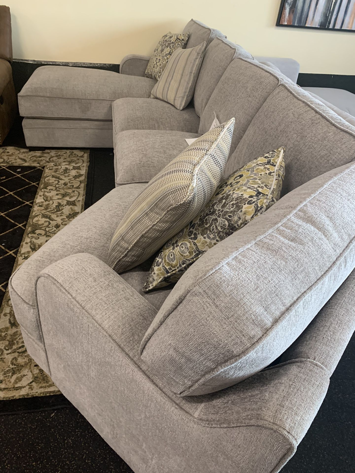3 Piece  Sectional  On  Sale ( Below Amazon Price ) ON SALE