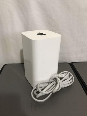 Apple Router/ blue speaker $125.00 for Sale in Boston, MA