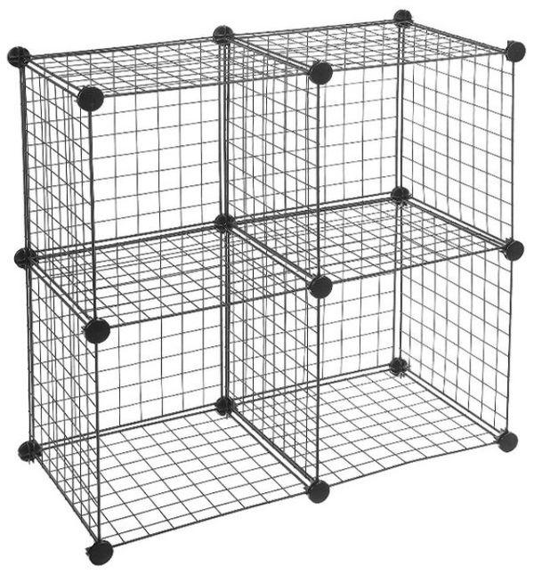 New-in-box wire cube shelf/shelving unit for Sale in Seattle, WA ...