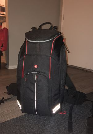 Manfrotto Phantom backpack for Sale in Rancho Cucamonga, CA