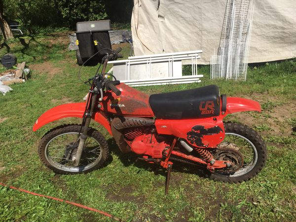 1980 red Honda 80cc dirt bike 400$ OBO! for Sale in Woodinville, WA -  OfferUp