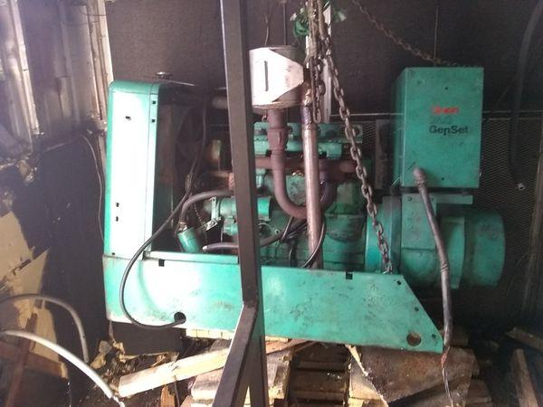 Onan 15kw generator diesel used for Sale in Honolulu, HI - OfferUp
