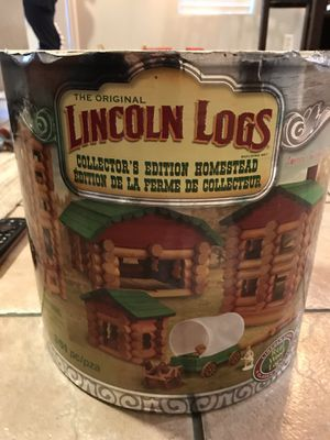 Lincoln logs for Sale in Wimberley, TX