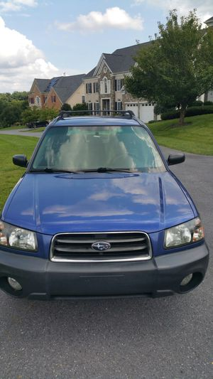Subaru Forester X Awd for Sale in Baltimore, MD