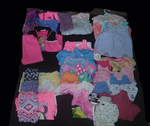 12 month baby girl clothes for Sale in Alexandria, VA