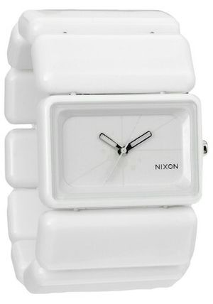 "Nixon ""The Vega"" Women's White Watch - NEW for Sale in Silver Spring, MD"