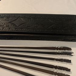Chopstick Wood Art Thumbnail