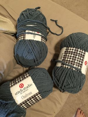 3 Skeins of never been used yard for Sale in Arlington, VA