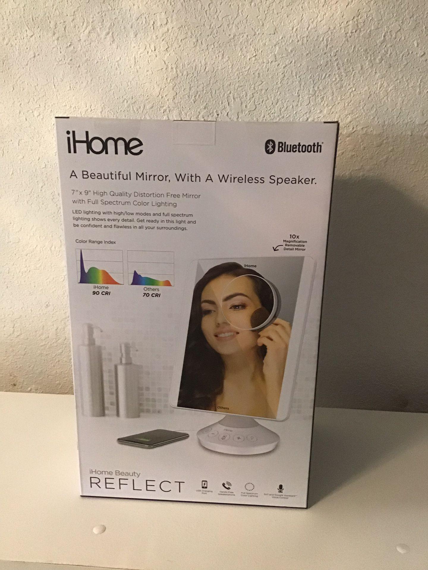 I home vanity speaker