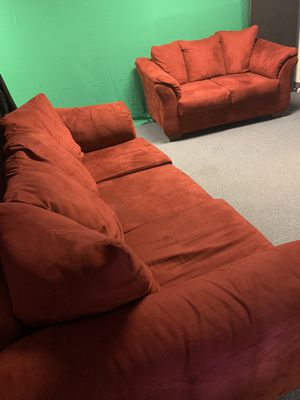 Pleasing New And Used Red Couch For Sale In Houston Tx Offerup Alphanode Cool Chair Designs And Ideas Alphanodeonline