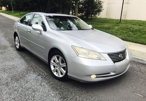 $6500 F I R M *** 2007 Lexus ES 350 ** Drives Excellent .. Push to start for Sale in Silver Spring, MD