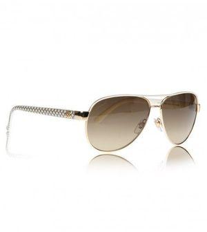 GUCCI Brown/Ivory Aviator Sunglasses for Sale in Chicago, IL