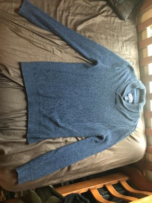 Blue long sleeved sweater for Sale in Capitol Heights, MD