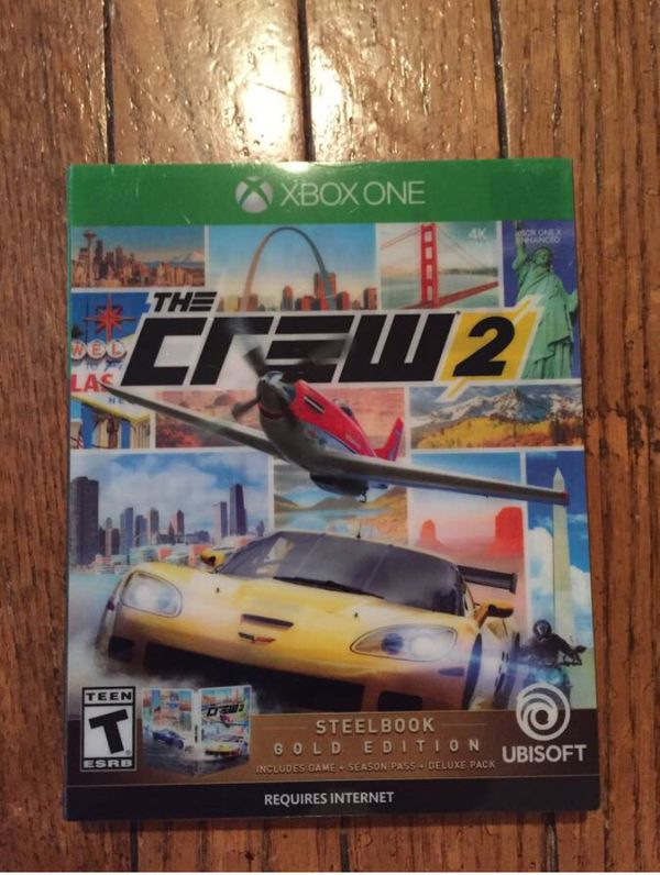 Brand New The Crew 2 Gold Edition For Microsoft Xbox One Sale In Loveland OH