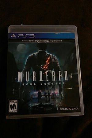 Murdered Soul Suspect for Sale in Salt Lake City, UT
