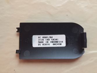 Philips Magnavox TV Remote Control (RC 0801/04) Thumbnail