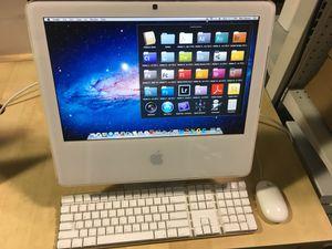 """Apple Imac 17"""" for Sale in Dallas, TX"""