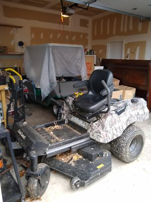 2016 cub cadet lawn mower for Sale in Mount Airy, MD