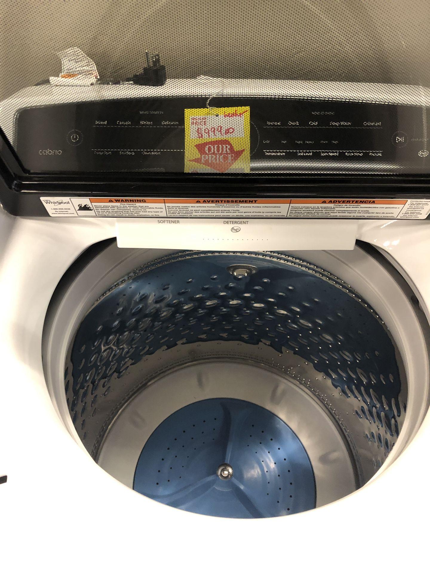 Whirlpool Washer 🙈⏰⚡️✔️🍂🔥😀🙈⏰⚡️✔️🍂🔥😀🙈⏰⚡️✔️ Appliance Liquidation!!!!!!!!!!!