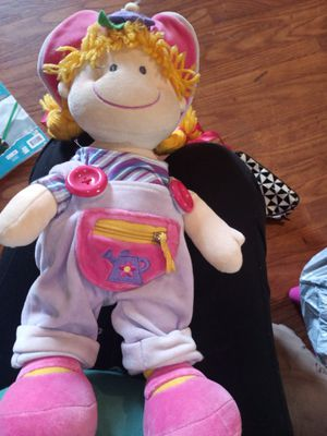 Photo JCPenney dress me doll