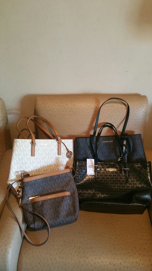 aa15c300754e NEW original Michael kors purses asking  80 EACH for Sale in North Las Vegas