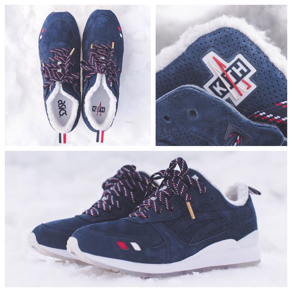 sports shoes 98f68 efc28 Kith x Moncler Asics Gel Lyte III Collab for Sale in Jacksonville, FL -  OfferUp