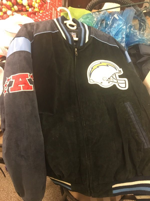 new arrivals a2acd b98ee SAN Diego Chargers Jacket for Sale in Saint Petersburg, FL - OfferUp