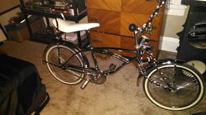 Vintage lowrider bicycle for Sale in Richmond, VA