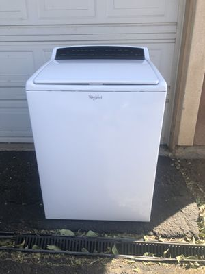 Whirlpool washer for Sale in San Marcos, CA
