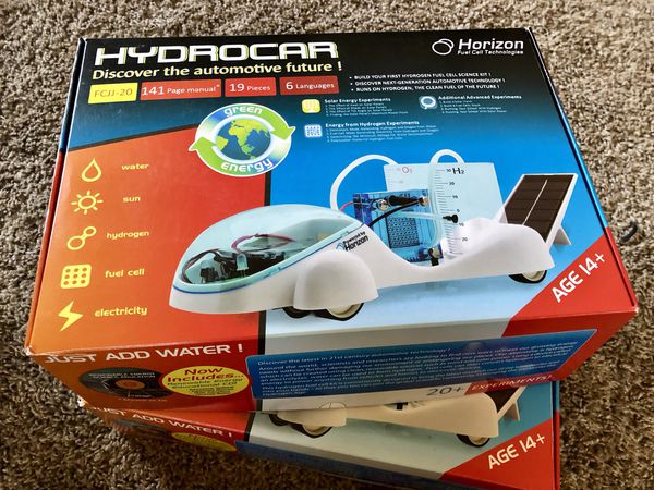 Hydrocar - fuel cell technologies education kit ($99 on Amazon) for Sale in  Des Moines, WA - OfferUp
