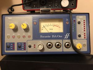 Focusrite ISA one Analog Pre-Amp for Sale in Pittsburgh, PA