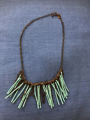 Turquoise Bead Tribal Necklace for Sale in Waldorf, MD