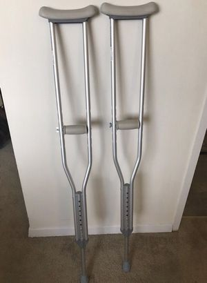 Crutches for Sale in Silver Spring, MD