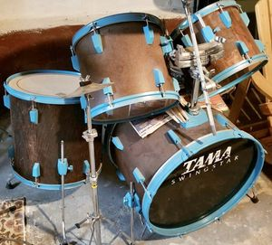 Photo Tama swingstar shells and stands