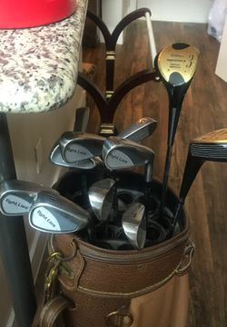 Golf clubs Thumbnail