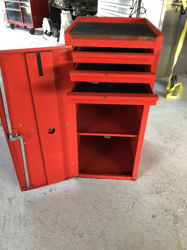 snap-on tool box side hang or free standing (tools & machinery) in ...