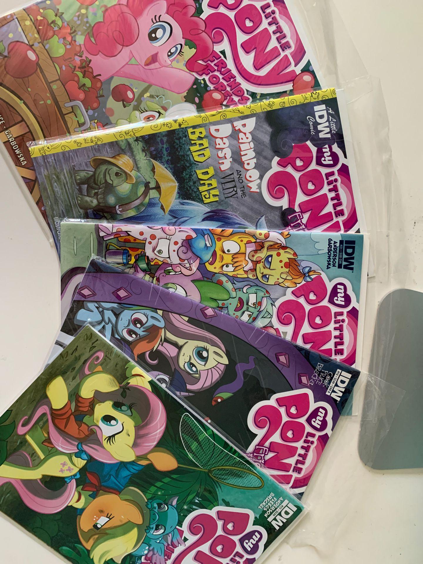 My Little Pony Comic Set