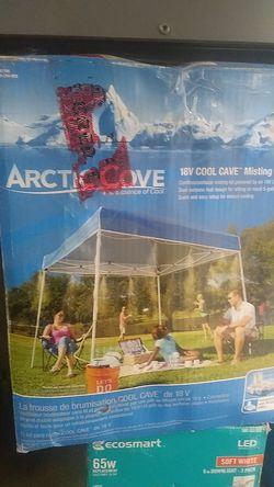 ARCTIC COVE. 18V COOL CAVE MISTING KIT Thumbnail