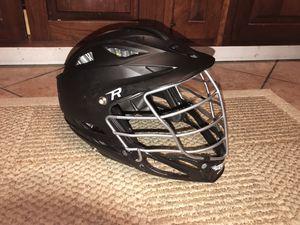 Cascade R Matte Black Lacrosse Helmet for Sale in Ijamsville, MD