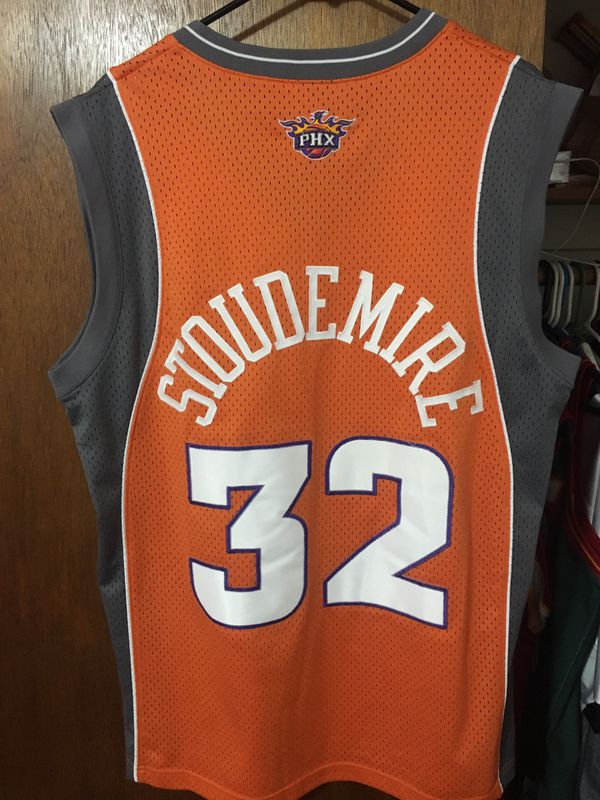 db916b05907 Amare Stoudemire Phoenix Suns NBA Throwback Rookie Jersey! for Sale ...