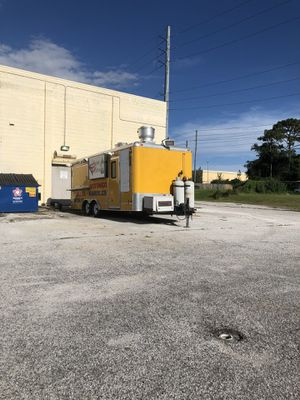 Food trailer Equipped with everything you can imagine for Sale in Orlando, FL