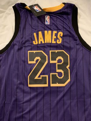 finest selection 22ebe bc2d5 New and Used Lakers jersey for Sale in Lafayette, LA - OfferUp