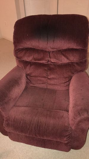 FREE recliner for Sale in Stafford, VA