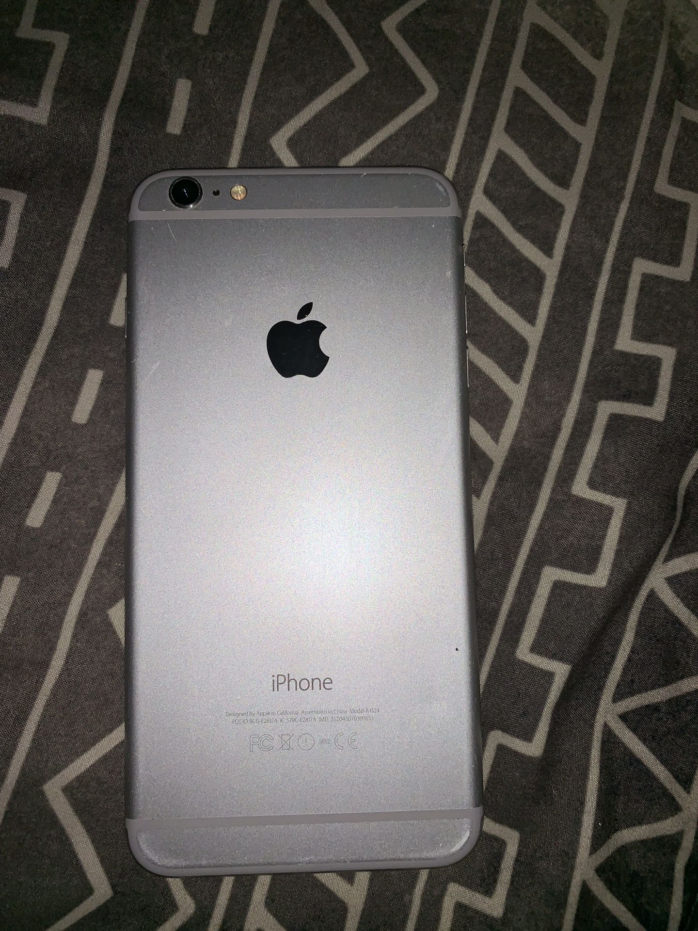 iPhone 6 Plus( willing to trade for Apple Watch or iPad mini)