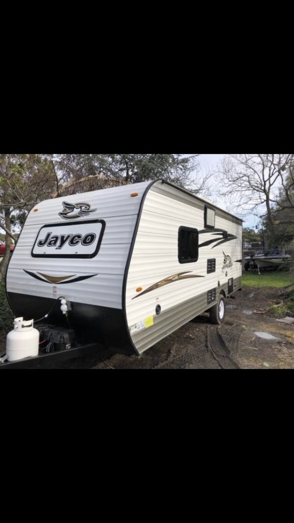 Jayco jay flight 19ft trailer for Sale in San Leandro, CA - OfferUp