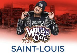 1 TICKET‼️ WILD N OUT NOV 2nd 2018 for Sale in Ferguson, MO