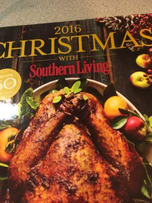 Christmas cook book new for Sale in Warrenton, VA